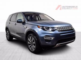 Used 2018 Land Rover Discovery Sport HSE LUXURY AWD CUIR TOIT PANO MAGS NAV for sale in St-Hubert, QC