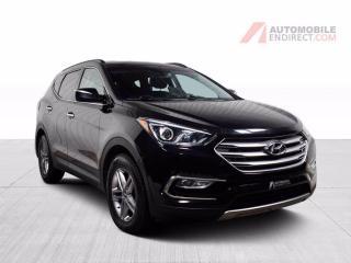 Used 2017 Hyundai Santa Fe Sport SPORT PREMIUM AWD 2.4 MAGS for sale in St-Hubert, QC