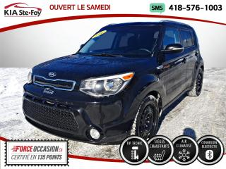 Used 2014 Kia Soul EX* SIEGES CHAUFFANTS* JAMAIS ACCIDENTÉ for sale in Québec, QC