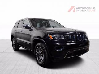 Used 2020 Jeep Grand Cherokee LIMITED AWD CUIR MAGS CAMERA DE RECUL for sale in St-Hubert, QC