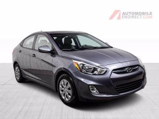 Used 2016 Hyundai Accent SE A/C TOIT BLUETOOTH for sale in St-Hubert, QC
