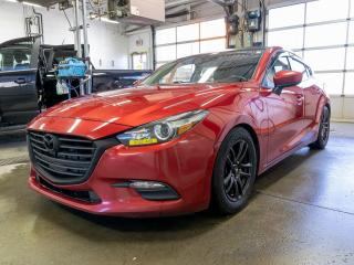 Used 2017 Mazda MAZDA3 GX ÉCRAN TACTILE *CAMÉRA RECUL* for sale in St-Jérôme, QC