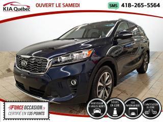 Used 2020 Kia Sorento EX* V6* AWD* CERTIFIE 2.79 %* TOIT PANO* for sale in Québec, QC