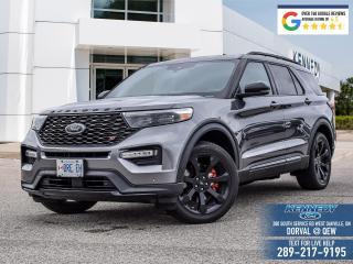 New 2021 Ford Explorer ST for sale in Oakville, ON