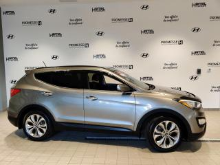 Used 2016 Hyundai Santa Fe Sport 2.0T LIMITED **GARANTIE 2024 OU 160 000K for sale in St-Eustache, QC