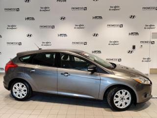 Used 2014 Ford Focus HAYON SE **CLÉ EN MAIN**JAMAIS ACCIDENTÉ for sale in St-Eustache, QC