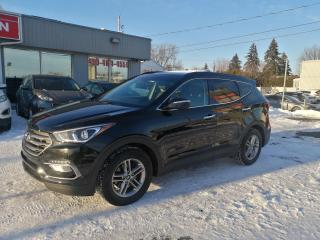 Used 2018 Hyundai Santa Fe Sport Luxury AWD *GPS*TOIT PANO*CUIR *VOLANT CHAUFFANT for sale in Mcmasterville, QC