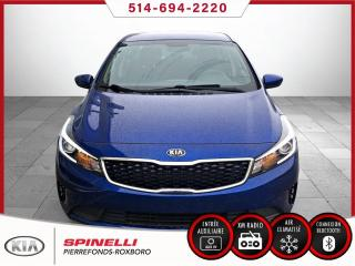 Used 2017 Kia Forte LX SUPER PROPRE for sale in Montréal, QC