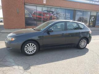 Used 2011 Subaru Impreza 2.5i w/Sport Pkg for sale in Mississauga, ON