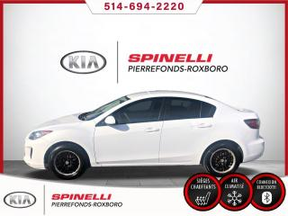 Used 2013 Mazda MAZDA3 GS-SKY MANUELLE for sale in Montréal, QC