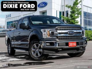 Used 2018 Ford F-150 XLT for sale in Mississauga, ON