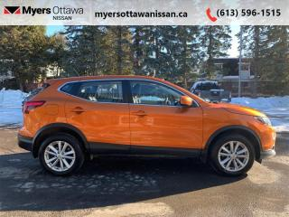 Used 2018 Nissan Rogue Sport SV  - Low Mileage for sale in Ottawa, ON