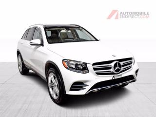 Used 2017 Mercedes-Benz GL-Class GLC300 4Matic Cuir Toit Pano GPS Sièges Chauffants for sale in Île-Perrot, QC