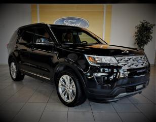 Used 2019 Ford Explorer XLT/AWD - 20''/CUIR - 7 PASSAGERS for sale in Drummondville, QC