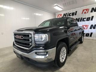 Used 2018 GMC Sierra 1500 SLE 5.3L ECOTEC3 V8 avec gestion active du carburant for sale in La Sarre, QC