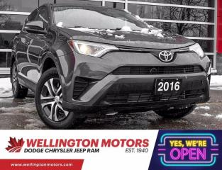 Used 2016 Toyota RAV4 LE --> New Front Brakes & Rotors !! for sale in Guelph, ON