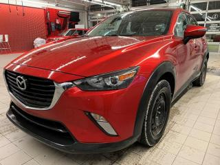 Used 2016 Mazda CX-3 *GS* CAMÉRA*BLUETOOTH*AIR* for sale in Québec, QC