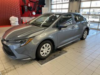 Used 2020 Toyota Corolla *LE*CRUISE*BLUETOOTH*AIR*CAMÉRA* for sale in Québec, QC