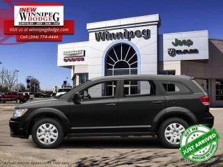 Used 2016 Dodge Journey CVP/SE Plus for sale in Winnipeg, MB