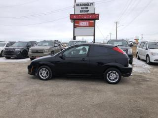 Used 2007 Ford Focus SE for sale in Headingley, MB