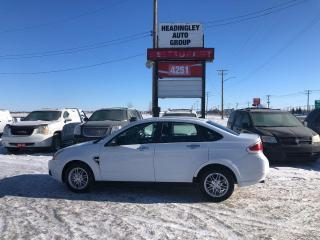 Used 2008 Ford Focus SES for sale in Headingley, MB