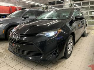 Used 2017 Toyota Corolla *CE*AIR*CRUISE*BLUETOOTH* for sale in Québec, QC