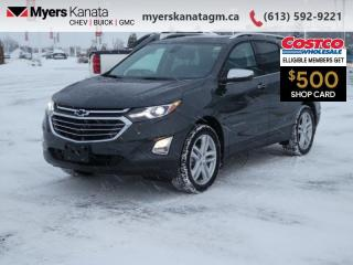 New 2021 Chevrolet Equinox Premier  - Leather Seats for sale in Kanata, ON