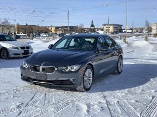 Used 2013 BMW 3 Series 328i xDrive for sale in Winnipeg, MB