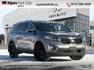 Used 2016 Kia Sorento 2.4 LX  - Bluetooth -  Heated Seats for sale in Ottawa, ON