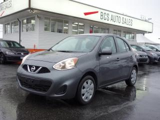 Used 2018 Nissan Micra One Owner, No Accidents, Bluetooth, Automatic for sale in Vancouver, BC