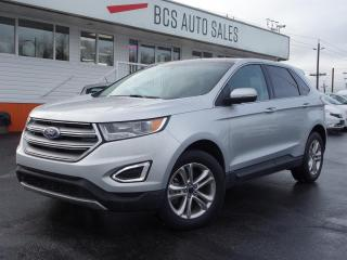 Used 2016 Ford Edge Navigation, Panoramic Sunroof, All Wheel Drive for sale in Vancouver, BC