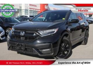 Used 2020 Honda CR-V Touring AWD | Panoramic Moonroof, Navigation for sale in Whitby, ON