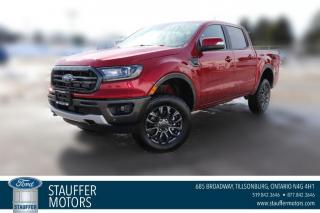 New 2021 Ford Ranger LARIAT for sale in Tillsonburg, ON