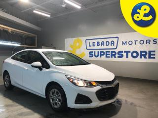 Used 2019 Chevrolet Cruze Back Up Camera * Apple Car Play * Android Auto * Auto Start/Stop * Cloth Seats * On Star * * Automatic Windows * Automatic Headlights * Automatic/Manu for sale in Cambridge, ON