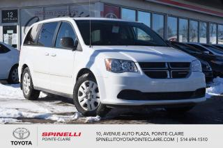 Used 2017 Dodge Grand Caravan SXT BAS KM. STOW N GO for sale in Pointe-Claire, QC