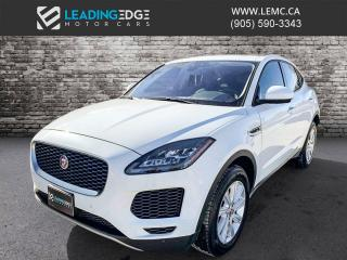 Used 2018 Jaguar E-Type Navigation, Heated Windshield, Heated Steering for sale in King, ON