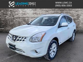 Used 2012 Nissan Rogue SV AWD, Sunroof, Heated Seats, Reverse Camera for sale in King, ON