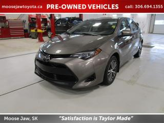 Used 2017 Toyota Corolla for sale in Moose Jaw, SK