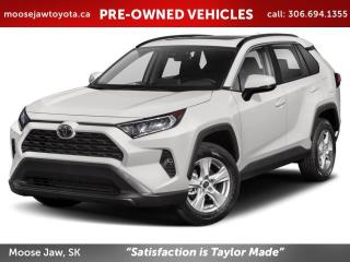 Used 2019 Toyota RAV4 XLE for sale in Moose Jaw, SK
