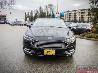 Used 2017 Ford Fusion Titanium for sale in Port Moody, BC