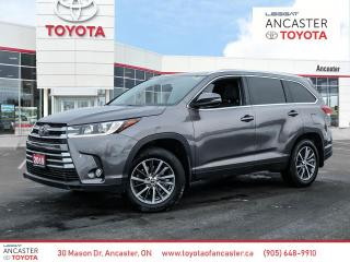 Used 2019 Toyota Highlander XLE for sale in Ancaster, ON