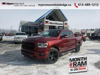 New 2021 RAM 1500 Sport  -  Android Auto -  Apple CarPlay - $358 B/W for sale in Ottawa, ON
