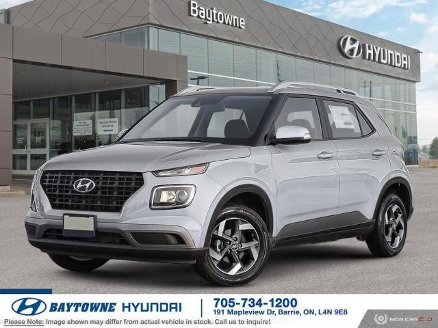 2021 Hyundai Venue FWD Trend
