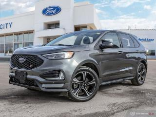 Used 2019 Ford Edge ST for sale in Winnipeg, MB