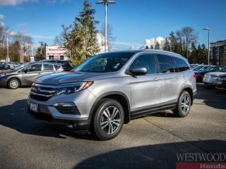 Used 2016 Honda Pilot EX-L NAVI for sale in Port Moody, BC