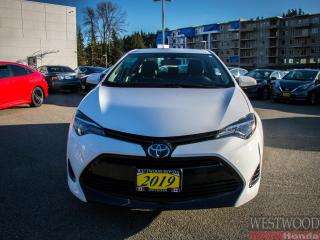 Used 2019 Toyota Corolla XLE for sale in Port Moody, BC