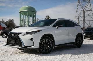 Used 2017 Lexus RX 350 F-SPORT | LOW KMS! for sale in Stittsville, ON