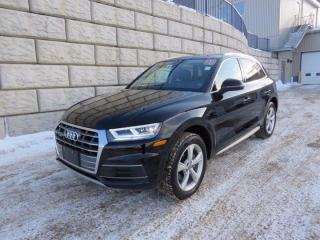 Used 2020 Audi Q5 Progressiv $168/wk Taxes Included $0 Down for sale in Fredericton, NB