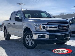 Used 2018 Ford F-150 XLT BLUETOOTH, REVERSE CAMERA for sale in Midland, ON