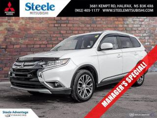 Used 2017 Mitsubishi Outlander ES for sale in Halifax, NS